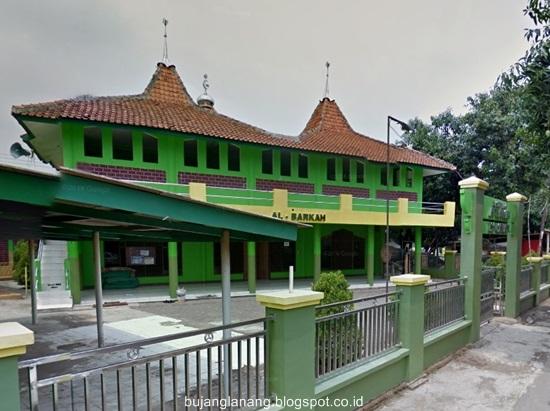 Ayo Ke Masjid Masjid Jamie Al Barkah Dusun Kawali