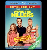 ¿QUIÉN *&$%! SON LOS MILLER? (2013) EXTENDED FULL 1080P HD MKV ESPAÑOL LATINO