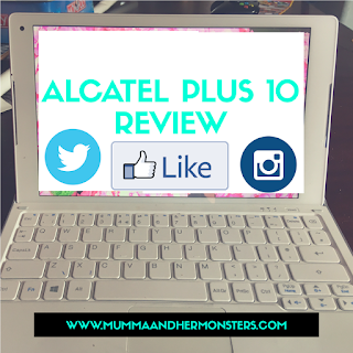 alcatel plus 10 review