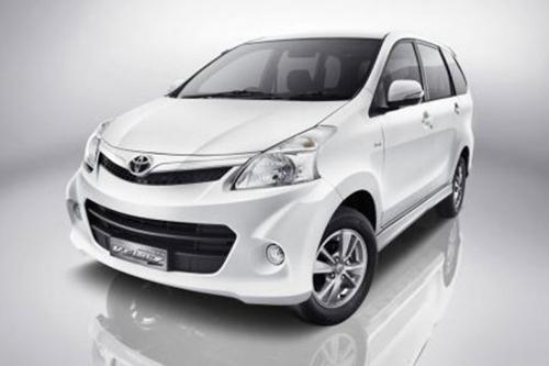 2012New Toyota Avansa