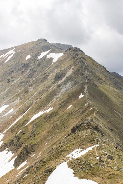Weg zum Seckauer Zinken - Von der Unteren Bodenhütte über den Hämmerkogel zum Seckauer Zinken - mittelschwere Wanderung in den Niederen Tauern