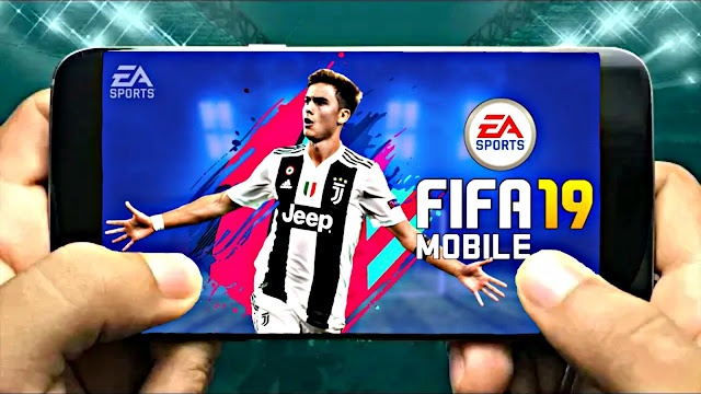 FIFA 19 Mobile Android Offline 1 GB Real Faces Best Graphics