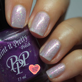 Paint It Pretty Polish Unicorn in Disguise swatch by Streets Ahead Style