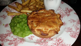 The Botanist Chicken and Chorizo Pie Review