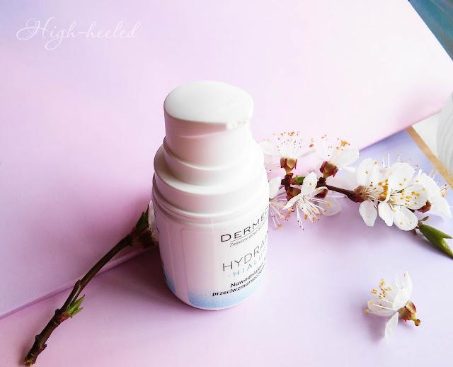 Дневной увлажняющий крем от DERMEDIC Hydrain 3 Hialuro