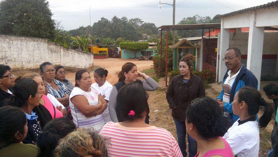 Tribuna del sur acayucan por gesti n de marco mart nez for Proyecto de comedor comunitario