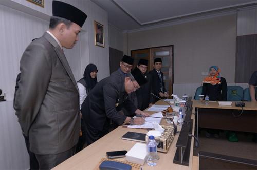 Pemkab Muba Bersama DPRD Sepakati KUPA-PPASP Tahun 2017