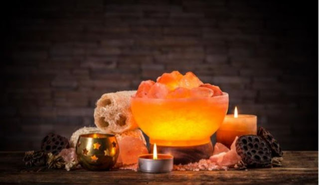 Himalayan Salt Lamp Bowl