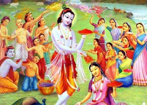 Holi Festival Quiz – webINDIA