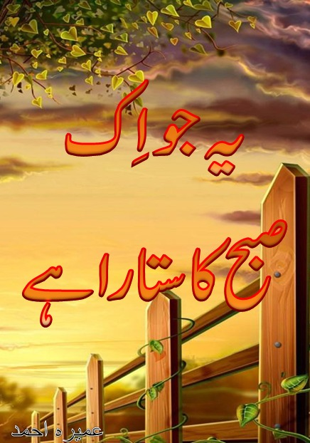 Ye Jo Ek Subha Ka Sitara Hai Novel PDF Download