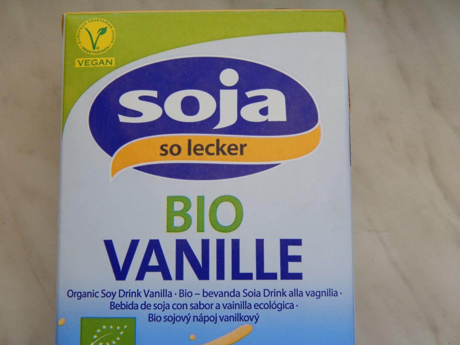 SOJA vanilkov sójové mléko