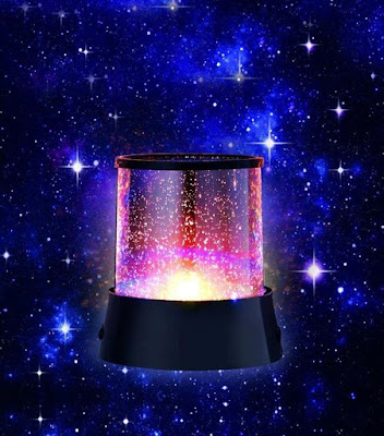 Lightahead Galaxy Star Projector