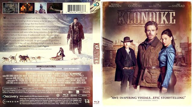 Klondike Bluray Cover