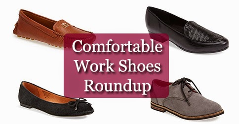 Tips For Comfortable Shoes For Work