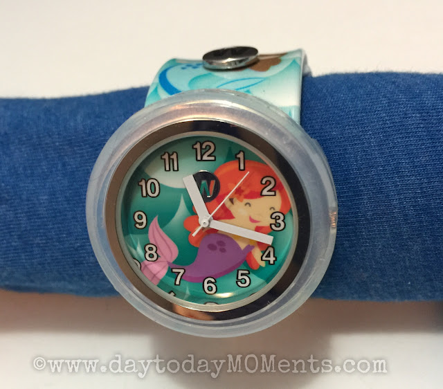 kids slap band watches
