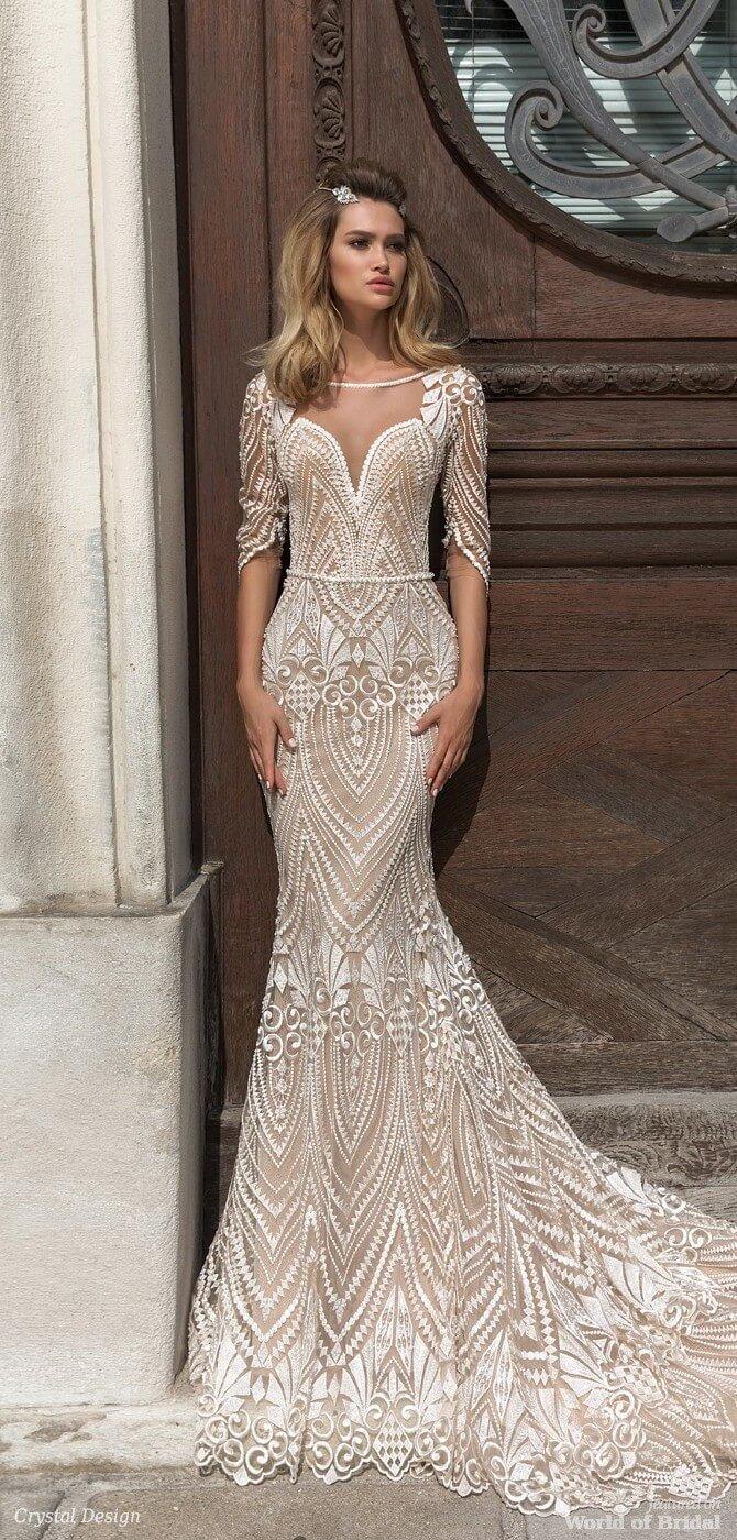 Crystal Design 2018 Wedding Dresses World Of Bridal