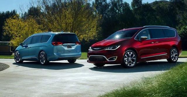 2018 Chrysler Pacifica Design, Exterior, Interior, Performance, Engine, Price