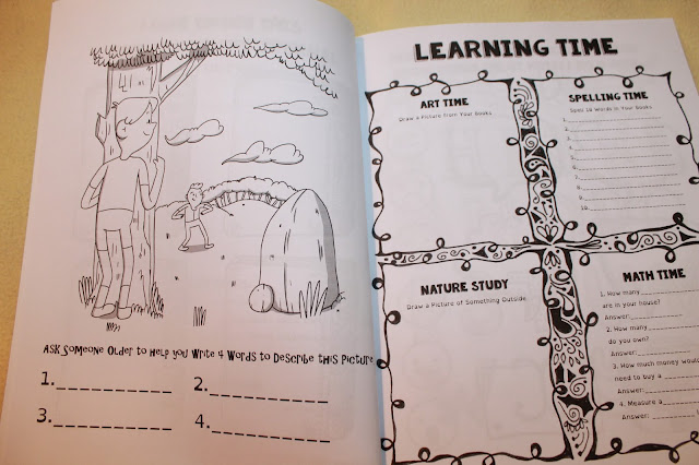 Fun-Schooling Journals by The Thinking Tree