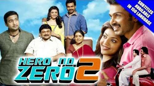 Hero No Zero 2 2018 Hindi Dubbed 720p HDRip x264