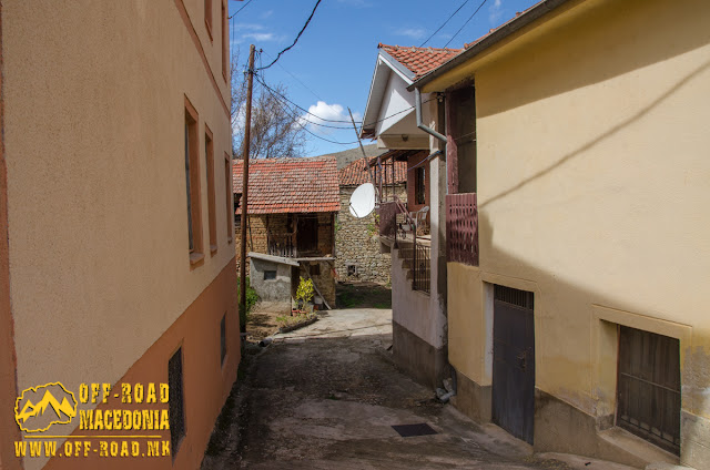 Ljubojno village, Macedonia