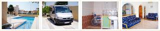 Отдых для инвалидов-колясочников в Испании