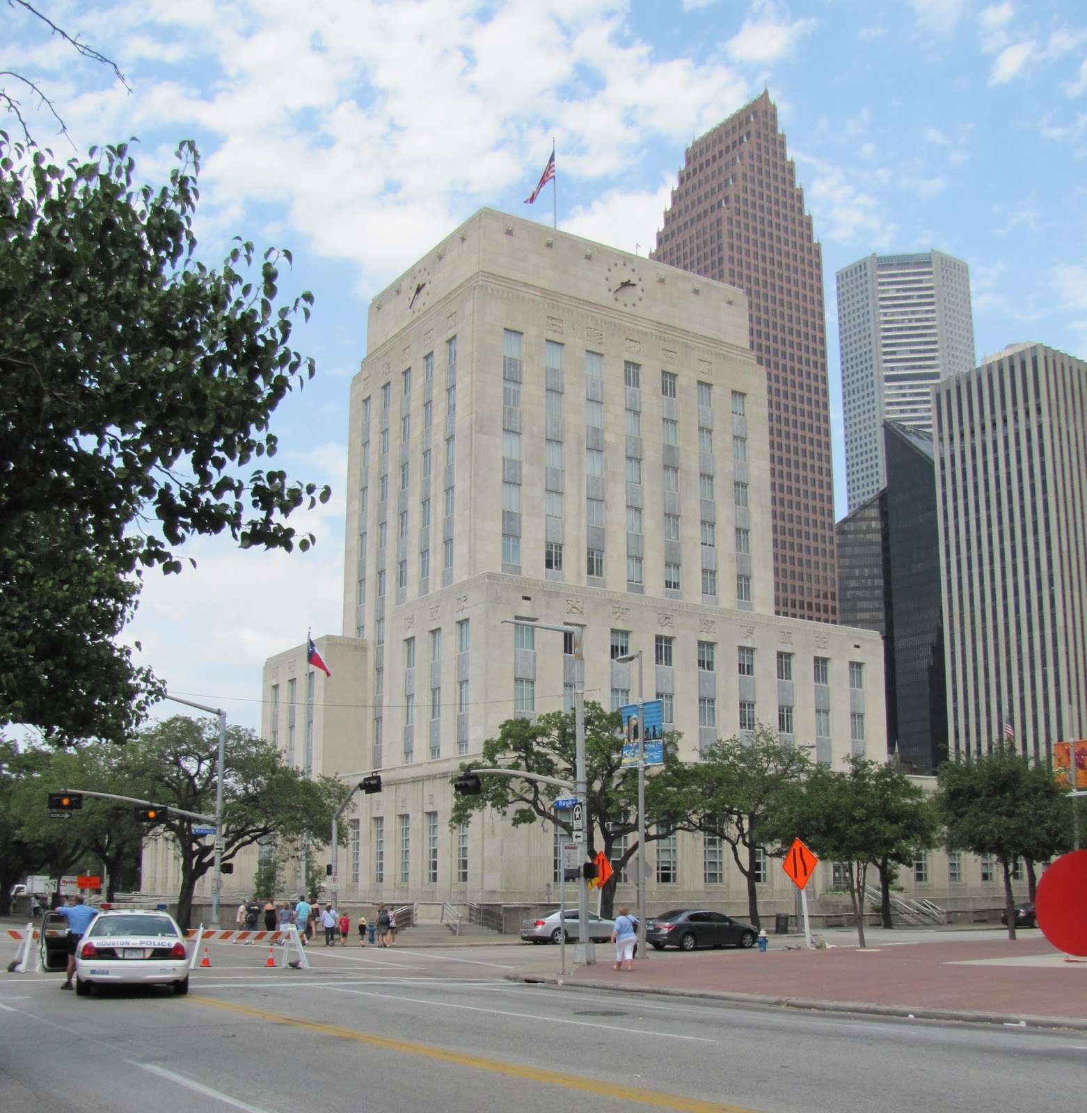 Houston Courts & Cases: City Of Houston's Jurisdictional