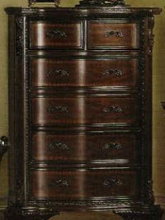 Baroque Style Bedroom Chest
