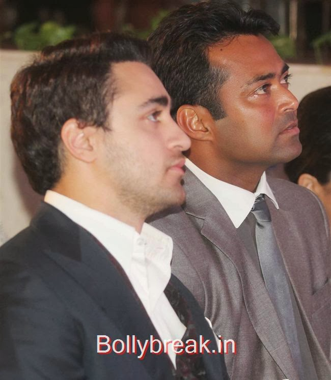 Imran Khan and Leander Paes, Hot Babes at Society Young Achievers Awards 2013