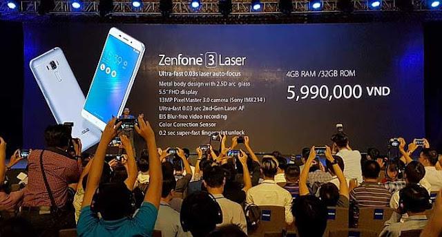 Asus Zenfone 3 Lazer dan Zenfone 3 Max resmi diperkenalkan, harga dibawah 3,5 jutaan