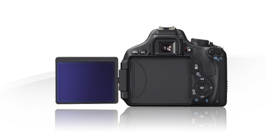 kecenya kamera canon 600d