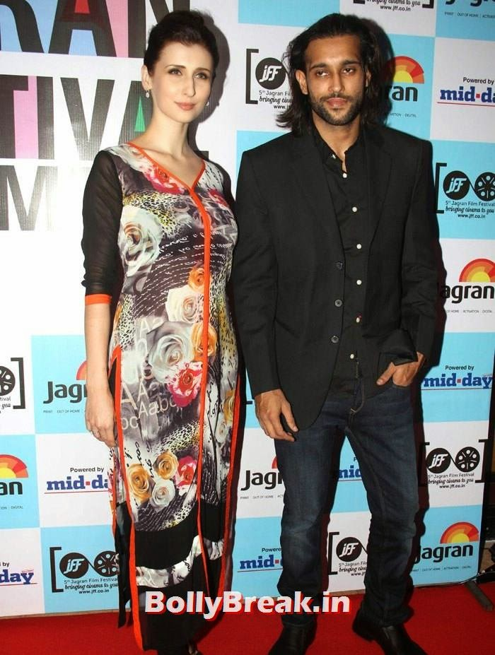 Claudia Ciesla, 5th Jagran Film Festival Red Carpet Pics