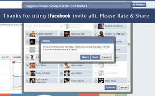 ek click me Facebook Page Par All Friends Ko Ek Sath Invite Kaise Kare