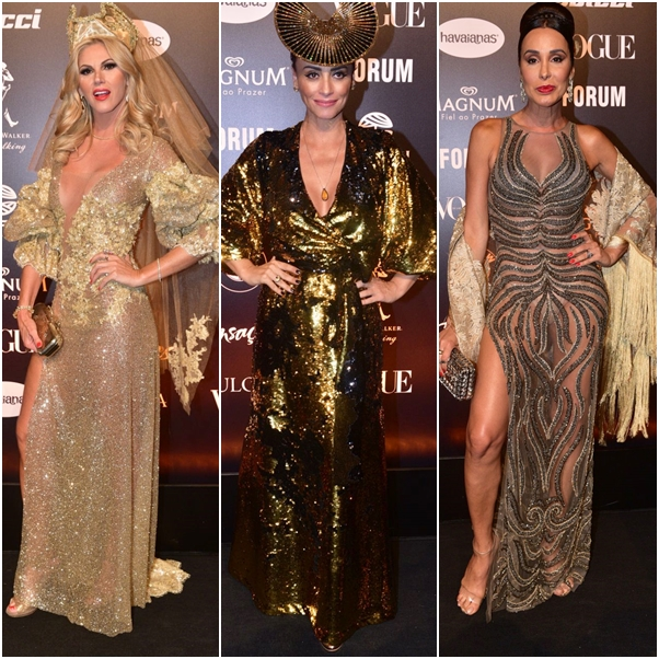 Looks do Baile da Vogue 2019