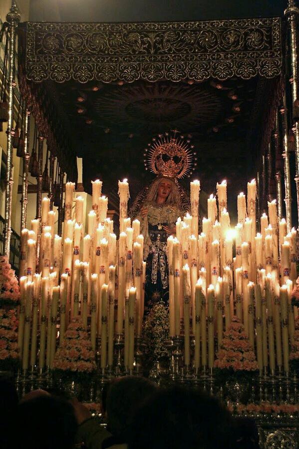 ¿Sabías que en la Semana Santa de Sevilla...?