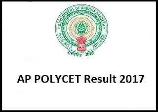 AP POLYCET Result 2017
