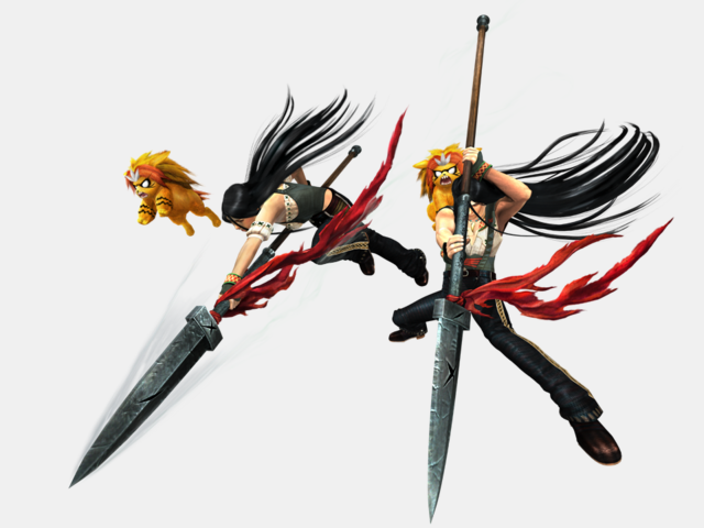 """""""Monster Hunter Generations"""" DLC Pack Invokes Power of the Beast Spear For Some """"Ushio and Tora"""" Themed Slaying"""