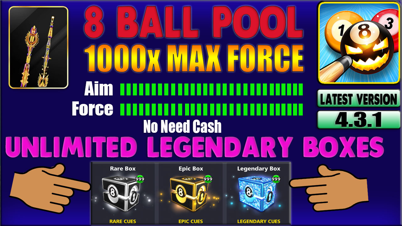 8 ball pool aim hack android download