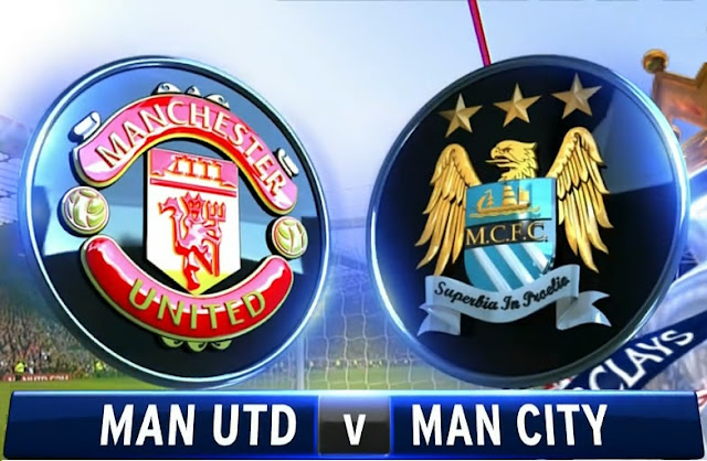 Live Streaming Manchester United vs Manchester City 11 Disember 2017