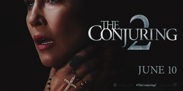 Review behind the scene the conjuring 2