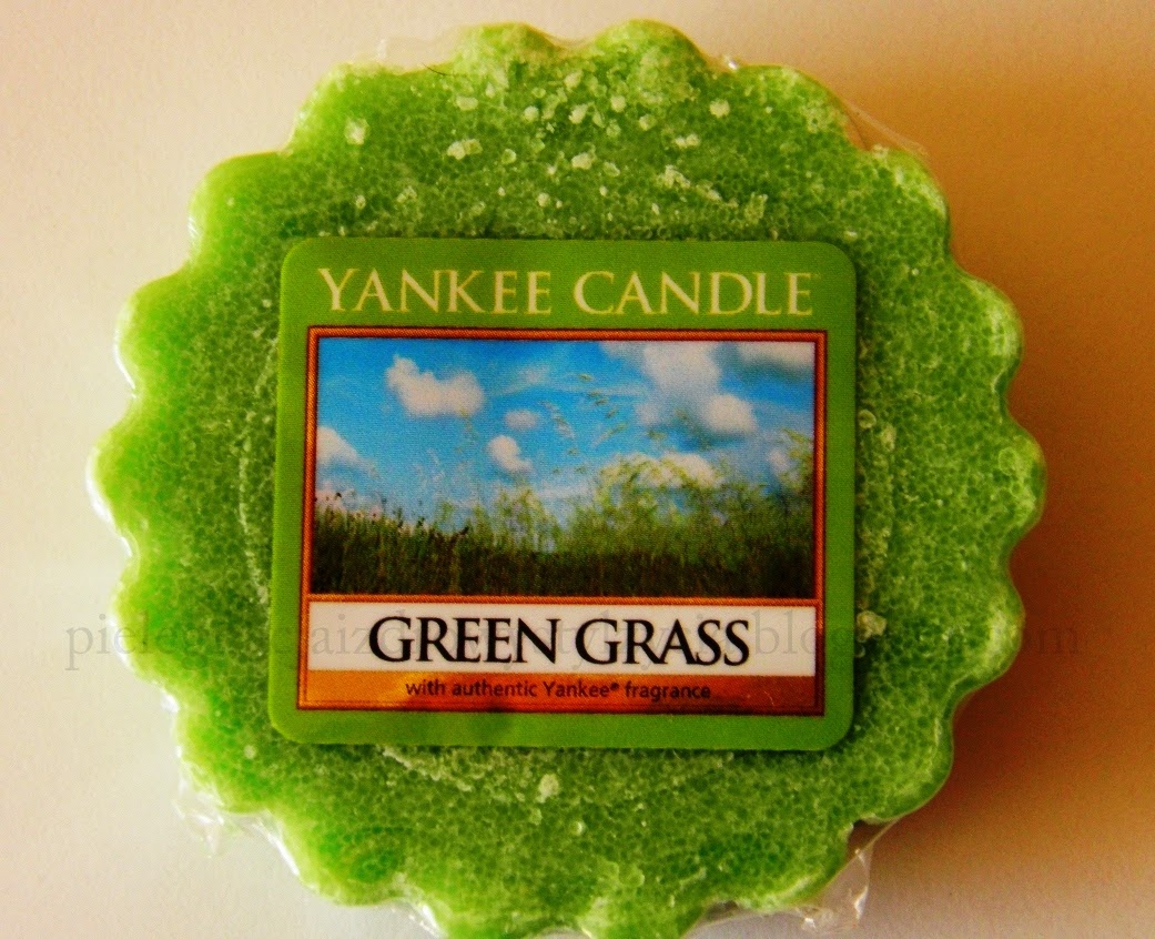 Yankee Candle: Green Grass i Meadow Showers