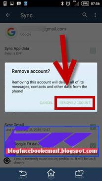 cara delete akun google android dengan mudah dan cepat