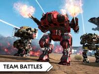 Review Game Android Terbaru Agustus 2018 Robot Warfare Online