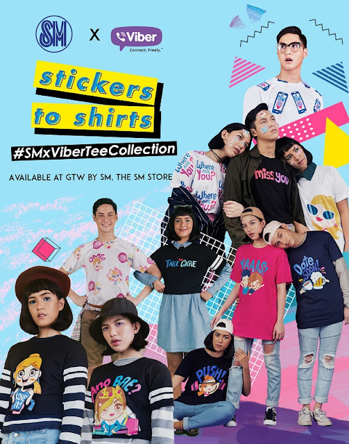 SMxViber Tee Collection
