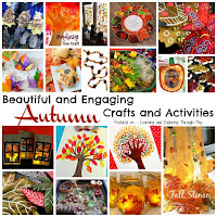 Autumn Crafts and Activities for Kids