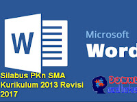 Silabus PKn SMA Kurikulum 2013 Revisi 2017