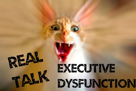 Executive Dysfunction- REAL TALK