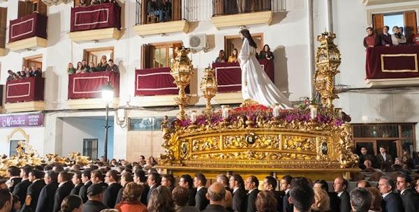 Aprobados los horarios de la Semana Santa de Vélez Málaga 2019