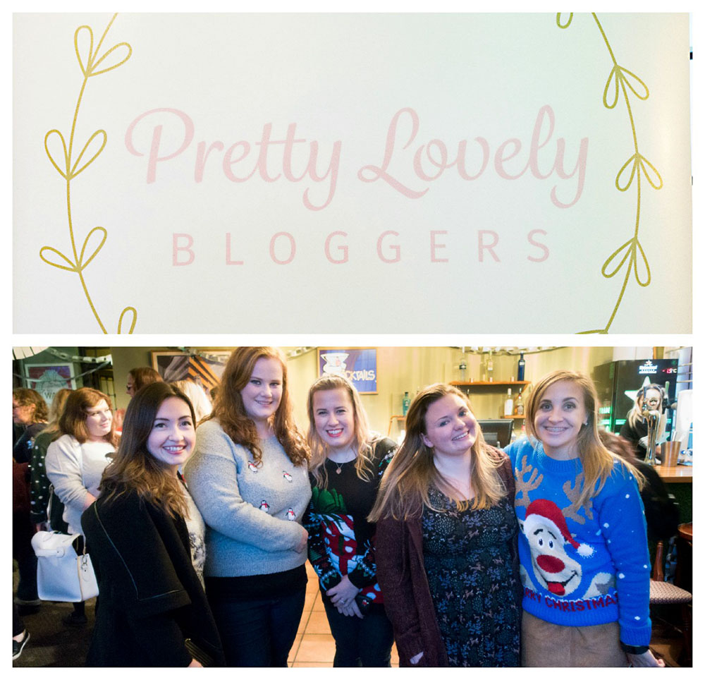 Why I Go To Blogger Meets   Pretty Lovely Bloggers Santas Grotto