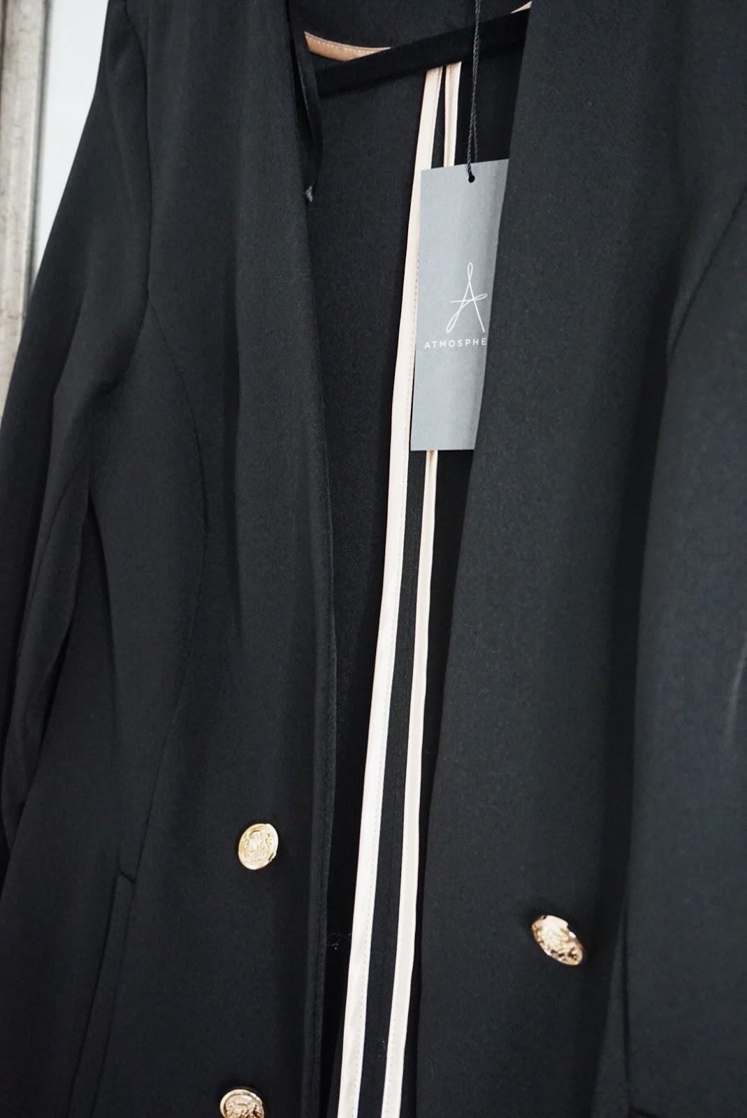 Primark black blazer