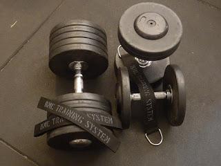 arnold schwarzenegger free weight exercise.